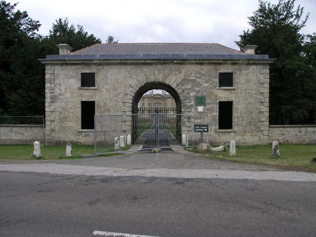 Big Gatehouse