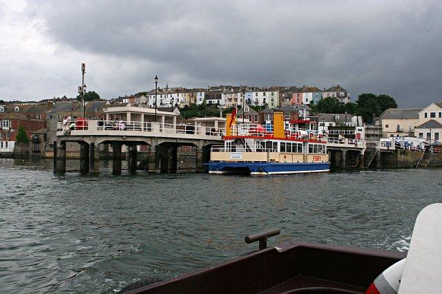 Falmouth Town Pier