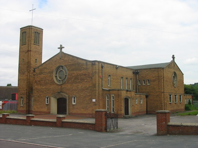 St Benedict, RC Church, Abbey Hulton