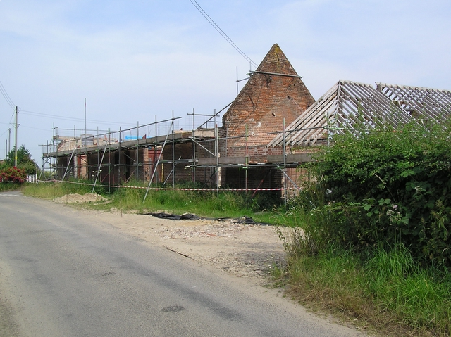 Grove Farm Barns, Sharp Street