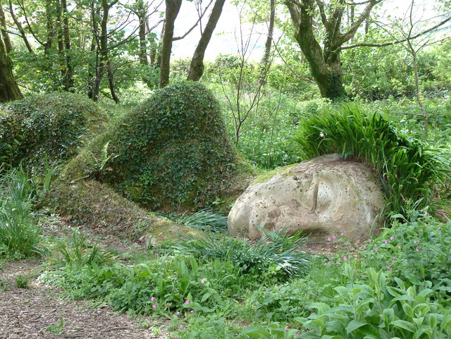 Image result for lost gardens of heligan