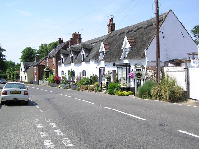Cottages, Norwich Road, Ludham