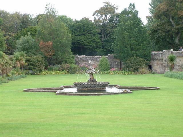 Culzean Castle - Garden