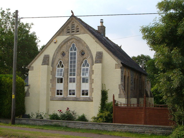 Former Methodist Chapel, Wrantage