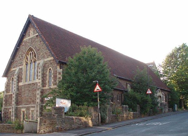 St Bartholomew's Church hall in St Andrews, Bristol