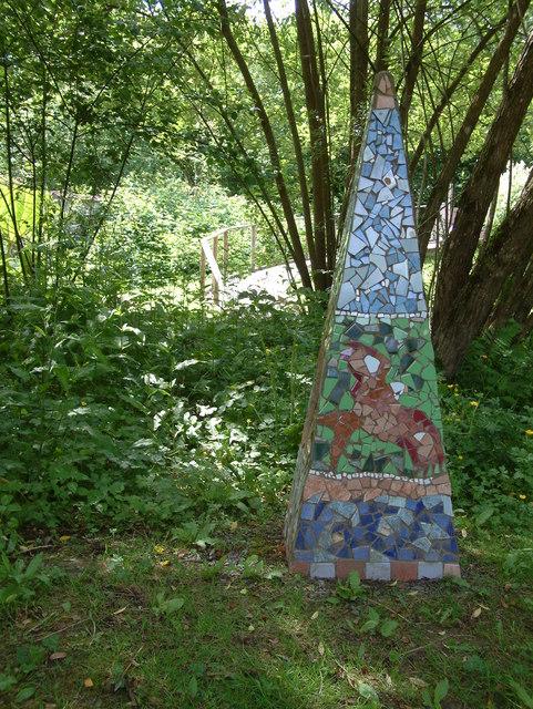 Ty Glyn Walled Garden - The National Garden Scheme