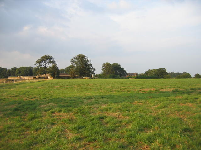 View towards the Dairy