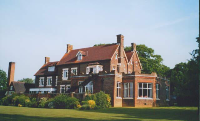 Wychcroft Retreat House