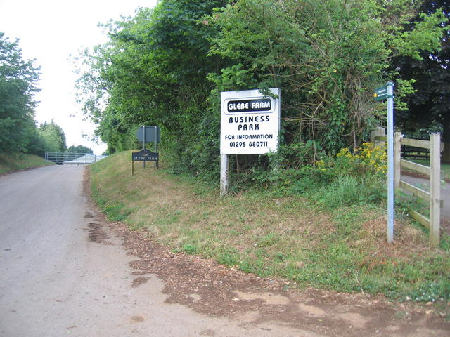 Glebe Farm Business Park