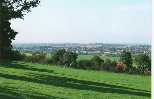 Looking towards Kilnhurst,Rawmarsh&Rotherham