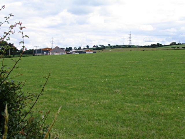 Farm near Bagillt, Flintshire