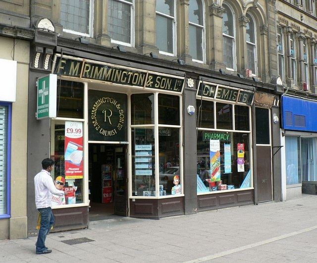 Bridge Street, Bradford