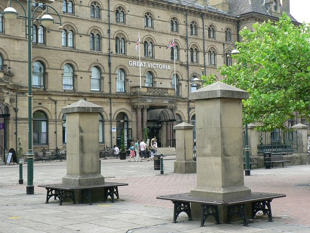 Great Victoria Hotel, Bradford