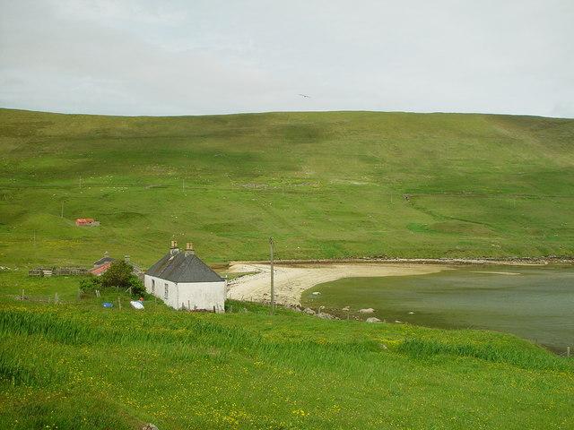 Colla Firth, Shetland