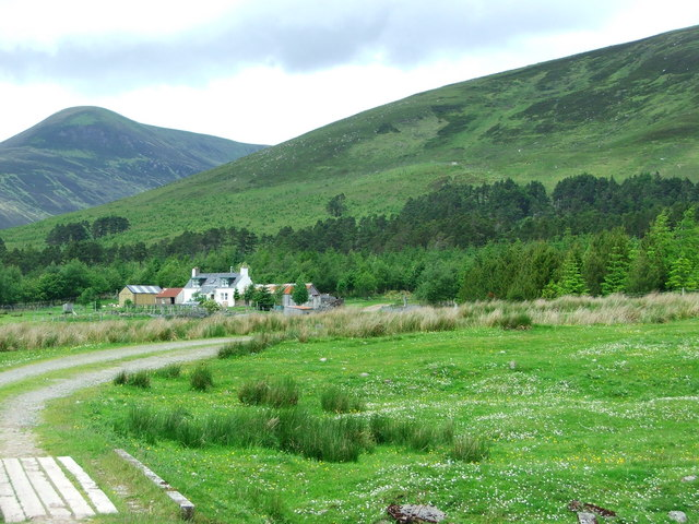 Strath Rannoch Lodge