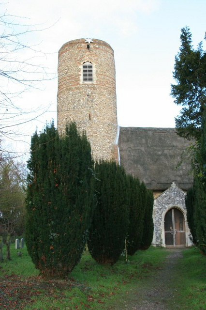 Holy Trinity Church, Barsham