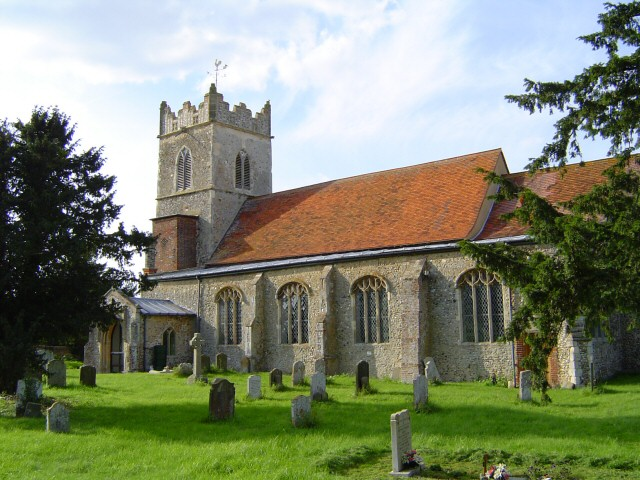 St Mary's Church, Ellingham