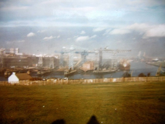 Bill Quay Fields c.1976