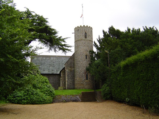 St Michael's Church, Geldeston