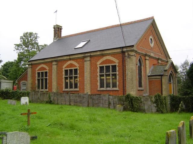 Former chapel, Langley Street