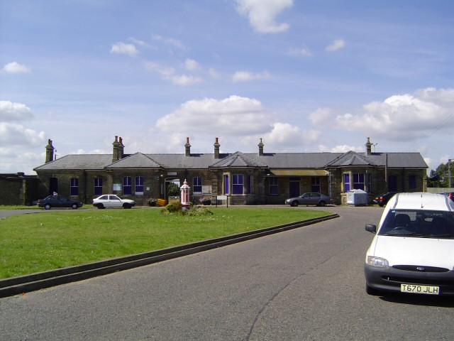 Harwich Station