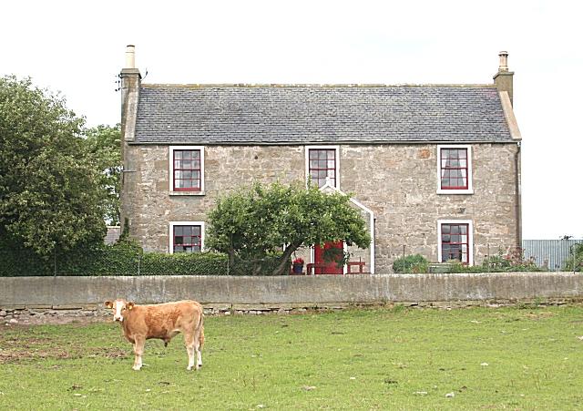 Finfan Farm House