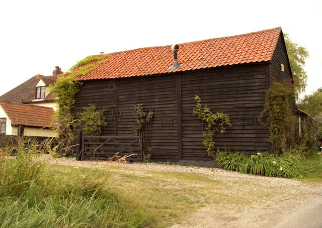 Old Barn at Telford's Farm, Pigstye Green, Essex