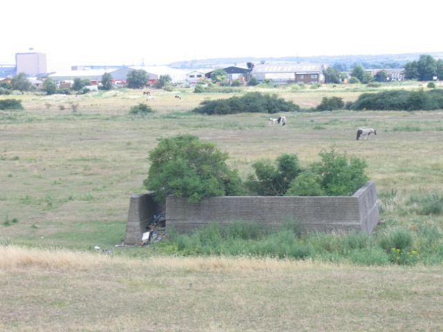 Pillbox, Crayford Ness