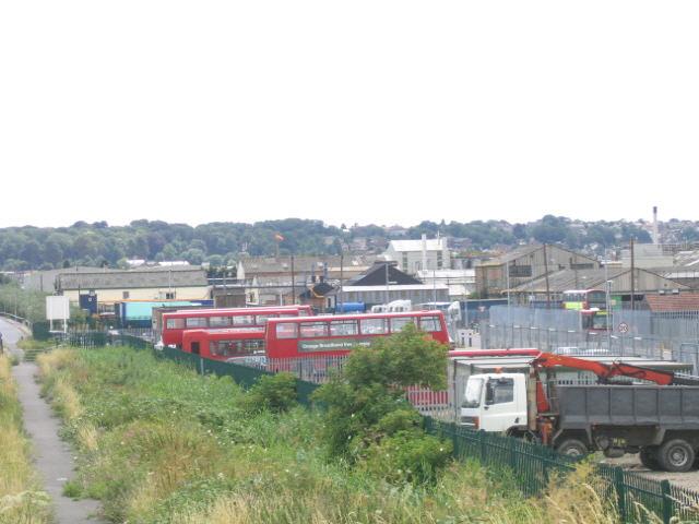 Belvedere bus depot