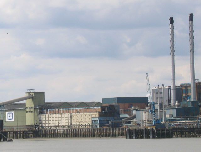 Tate and Lyle factory