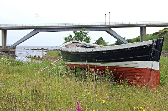 Dory and Helmsdale Bridge