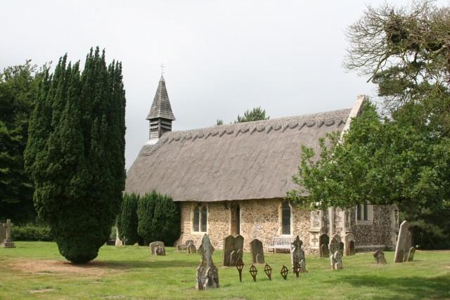 St Augustine's, Harleston