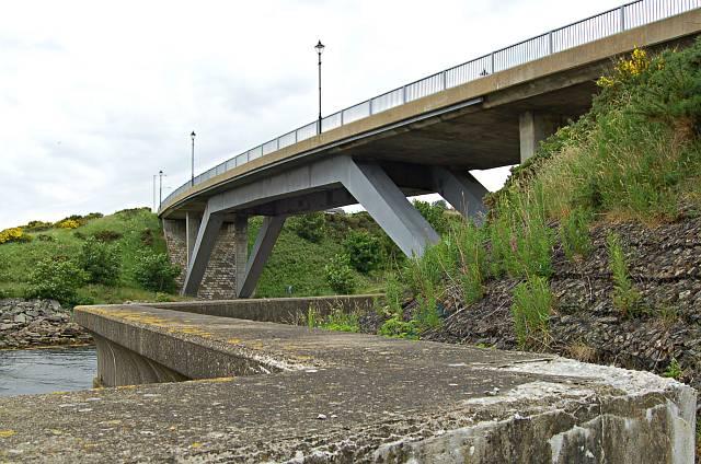 New bridge, Helmsdale