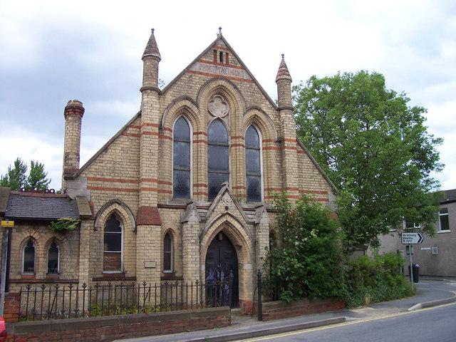 Ulceby Primitive Methodist Chapel