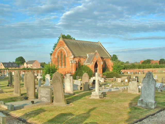 Carlton Nr Goole, Cemetery
