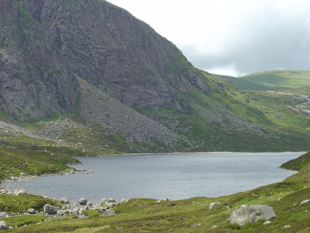 The Dubh Loch