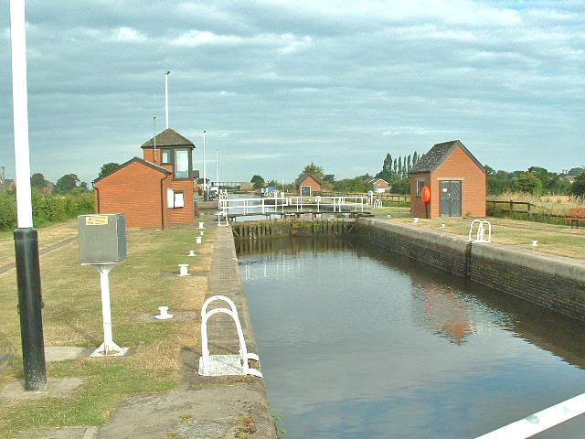 Pollington Lock