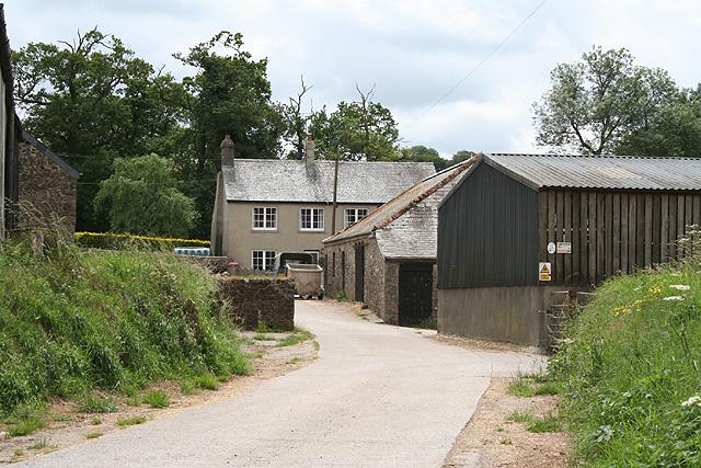 Okehampton Hamlets: Yelland Farm