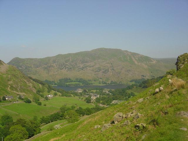 View towards Glenridding