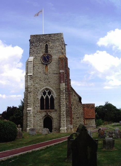 St Michael & All Angels, Kingsnorth