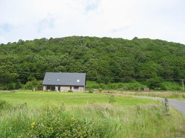 New house by Loch Sunart