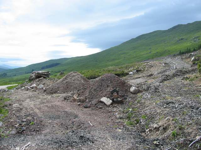 Forestry refuse