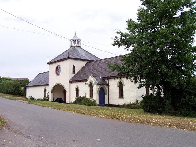 Former Deepdale Chapel now Deepdale Studios
