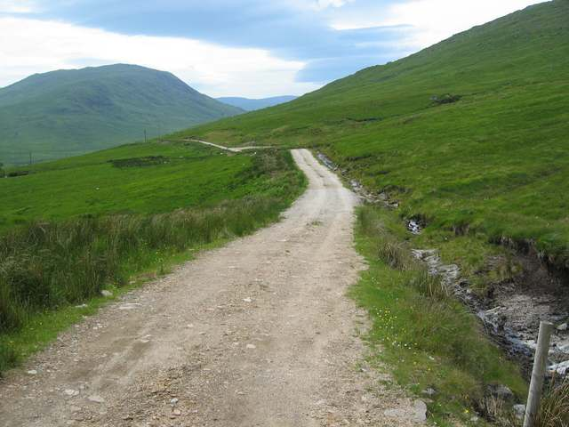 Track to Achagavel
