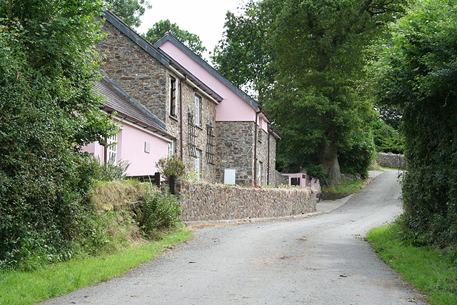 Beaworthy: The Mill House and Wigdon Corn Mill