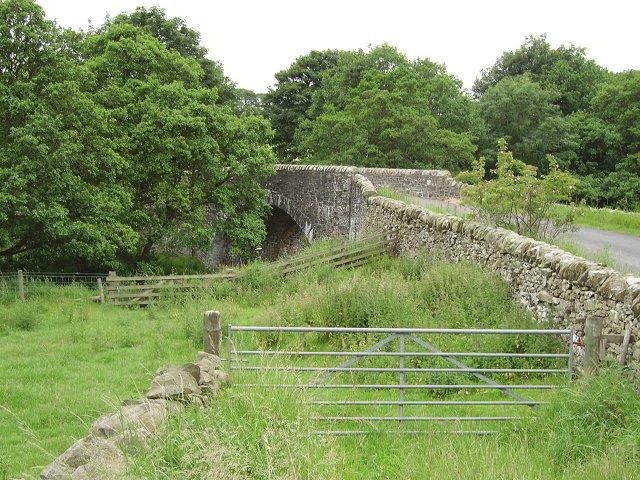 Bridge, Caddon Water