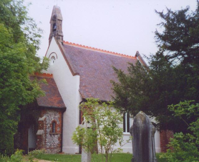 St Agatha's Church, Woldingham, Surrey