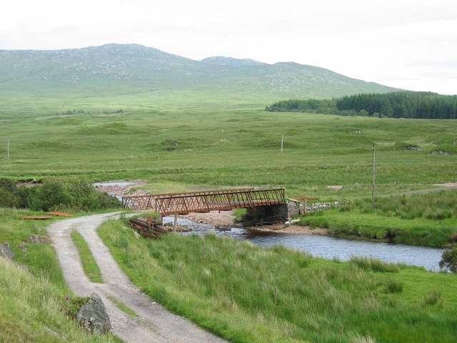 Bridge to Uileann