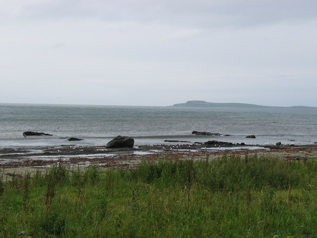 Shoreline south of Muasdale