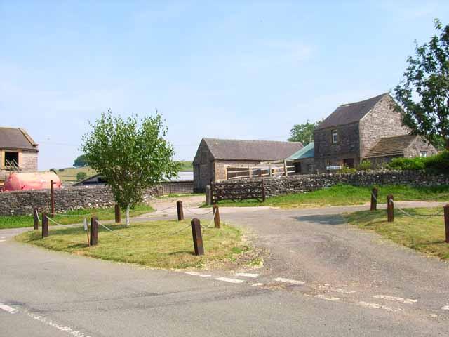 Green Farm, Alstonefield